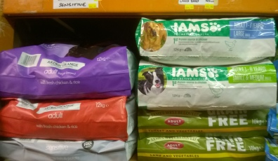Knottingley Pet And Garden Supplies Dog Food